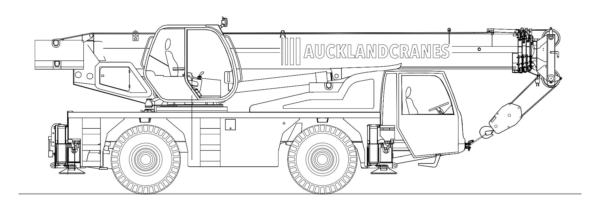 TEREX AC 40