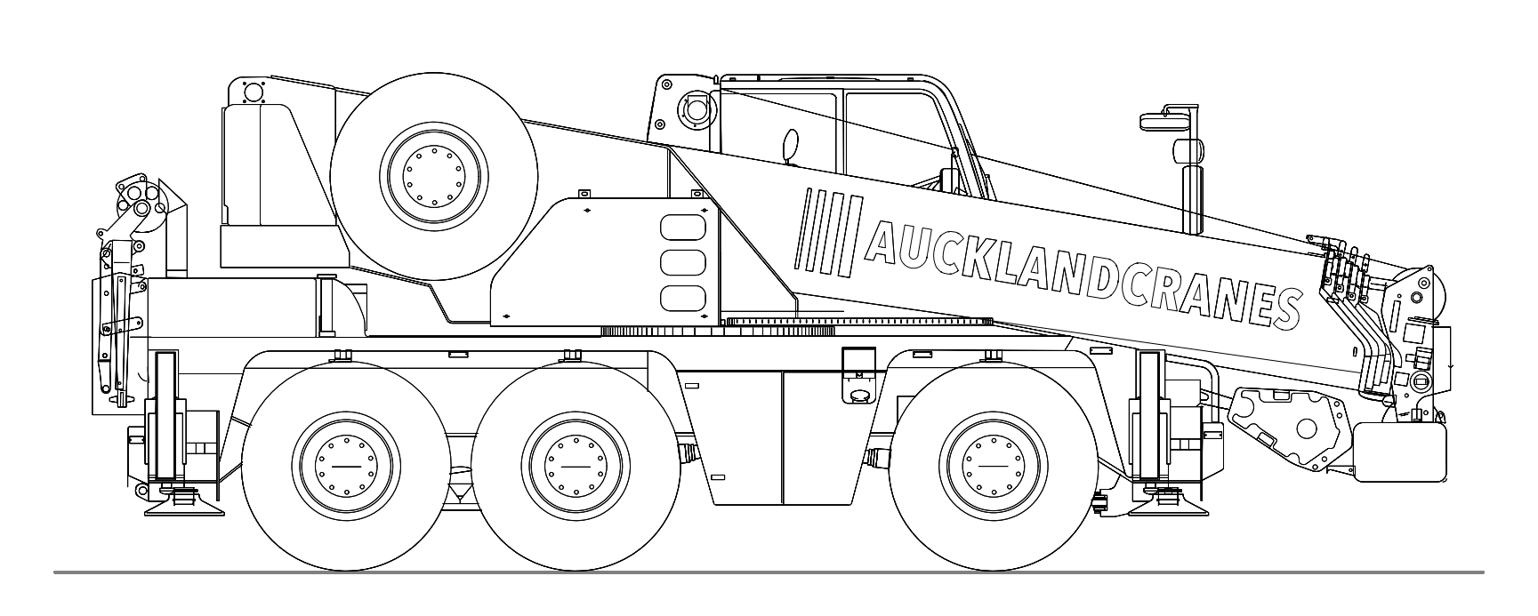 TEREX AC40 CITY