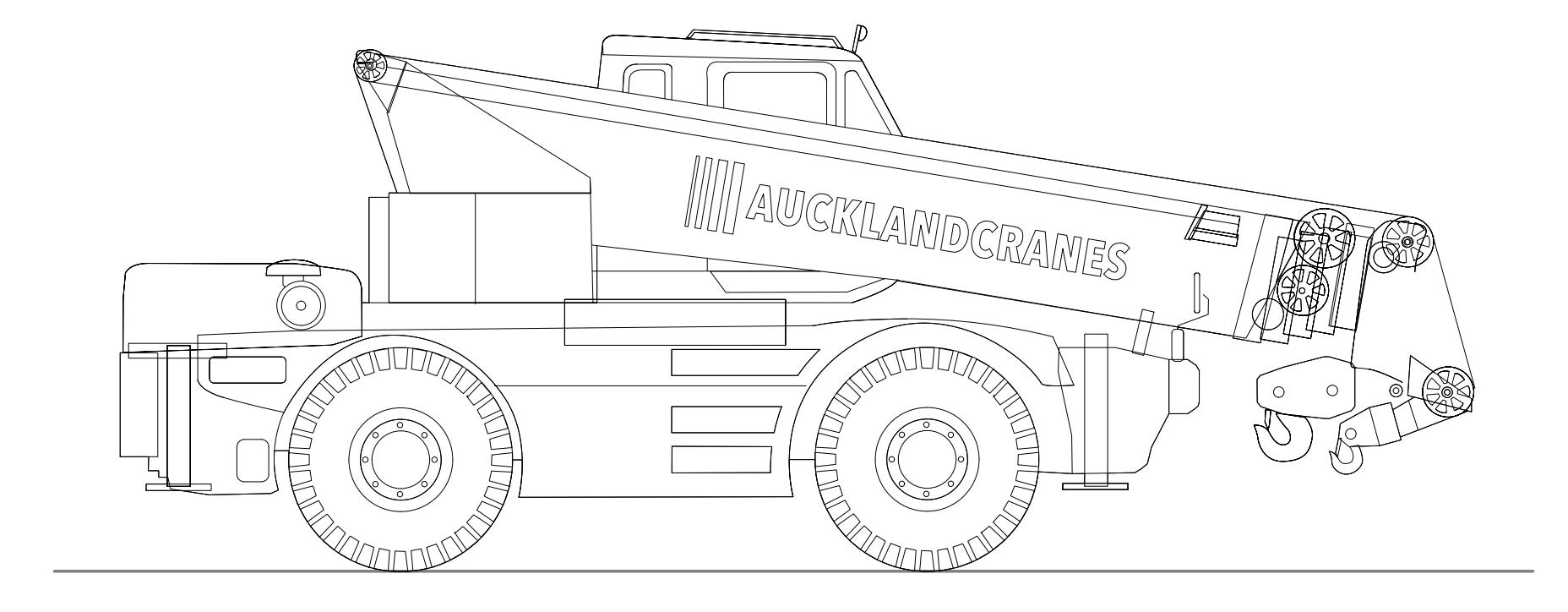 KATO CR 250
