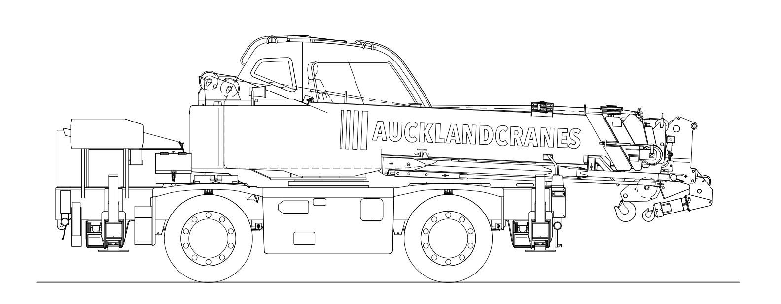TADANO GR 120